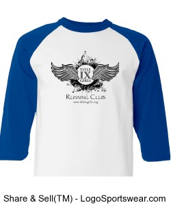 Champion 100% Cotton Raglan Sleeve Design Zoom
